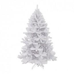 Сосна штучна Triumph Tree Edelman Icelandic iridescent біла з блиском, 1.20м