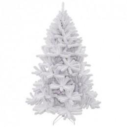 Сосна штучна Triumph Tree Edelman Icelandic iridescent біла з блиском, 2.30м